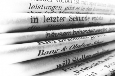 MEDIENTRAINING - ZEITUNG INTERVIEWTRAINING