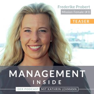 #3 Frederike Probert (Teaser)