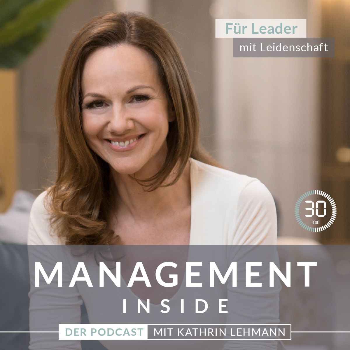 Podcast Management Inside mit Kathrin Lehmann
