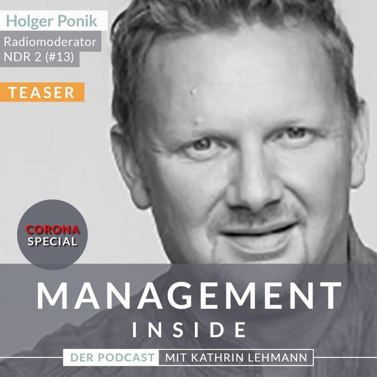 #13 Holger Ponik (Teaser)