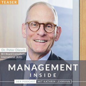 #20 Dr. Peter Diesch – Wege zur Spitze